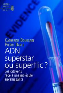 Couverture de l'ouvrage ADN superstar ou superflic ?