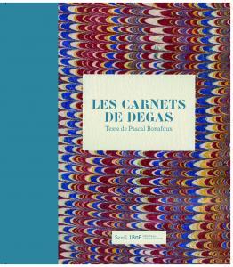 couverture Les Carnets de Degas