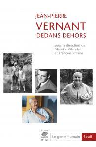 couverture Jean-Pierre Vernant. Dedans dehors