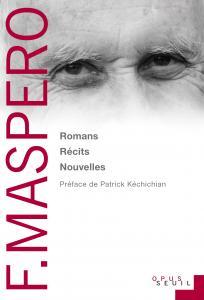 Couverture de l'ouvrage Opus F.Maspero Romans Récits Nouvelles