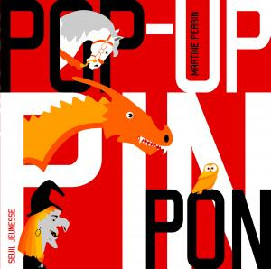 Couverture de l'ouvrage Pop-up Pin Pon
