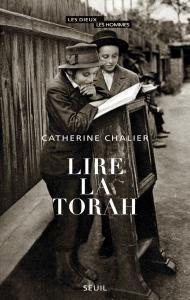 couverture Lire la Torah