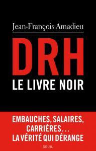 Couverture de l'ouvrage DRH : le livre noir