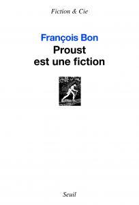 couverture Proust est une fiction