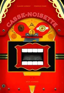 Couverture de l'ouvrage Casse-Noisette