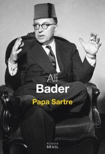 couverture Papa Sartre