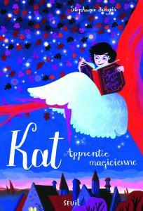 Couverture de l'ouvrage Kat, apprentie magicienne