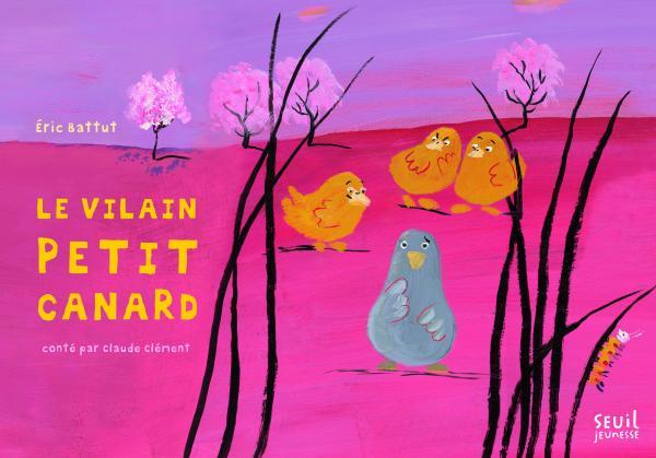 Couverture de l'ouvrage Le vilain petit canard