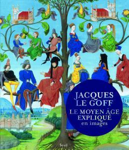 couverture Le Moyen Âge expliqué en images