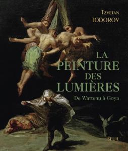 Couverture de l'ouvrage La Peinture des Lumières