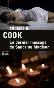 Couverture de l'ouvrage Le Dernier Message de Sandrine Madison