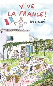 Couverture de l'ouvrage Vive la France!