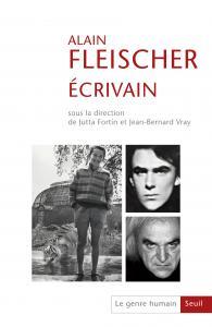 couverture Le Genre Humain n°54 Alain Fleischer écr...