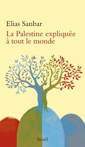 couverture La Palestine expliquée à tout le monde