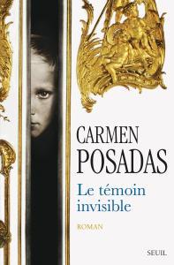 couverture Le Témoin invisible