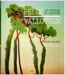 Couverture de l'ouvrage Félix Vallotton