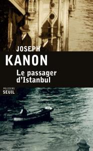couverture Le Passager d'Istanbul