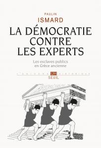 Couverture de l'ouvrage La Démocratie contre les experts