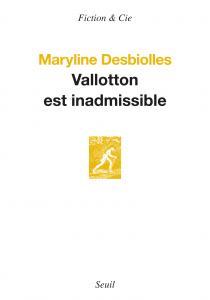 couverture Vallotton est inadmissible