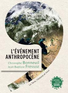 couverture L'Evénement Anthropocène