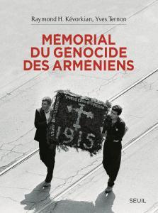 Couverture de l'ouvrage Mémorial du génocide des Arméniens