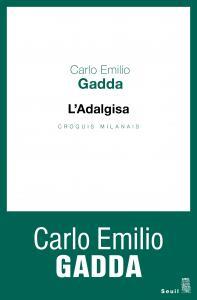 Couverture de l'ouvrage L'Adalgisa