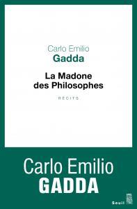 couverture La Madone des Philosophes