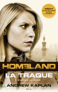 Couverture de l'ouvrage Homeland, La Traque