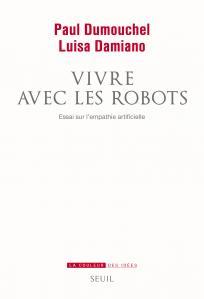 couverture Vivre avec les robots
