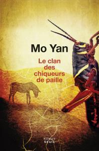 couverture Le Clan des chiqueurs de paille