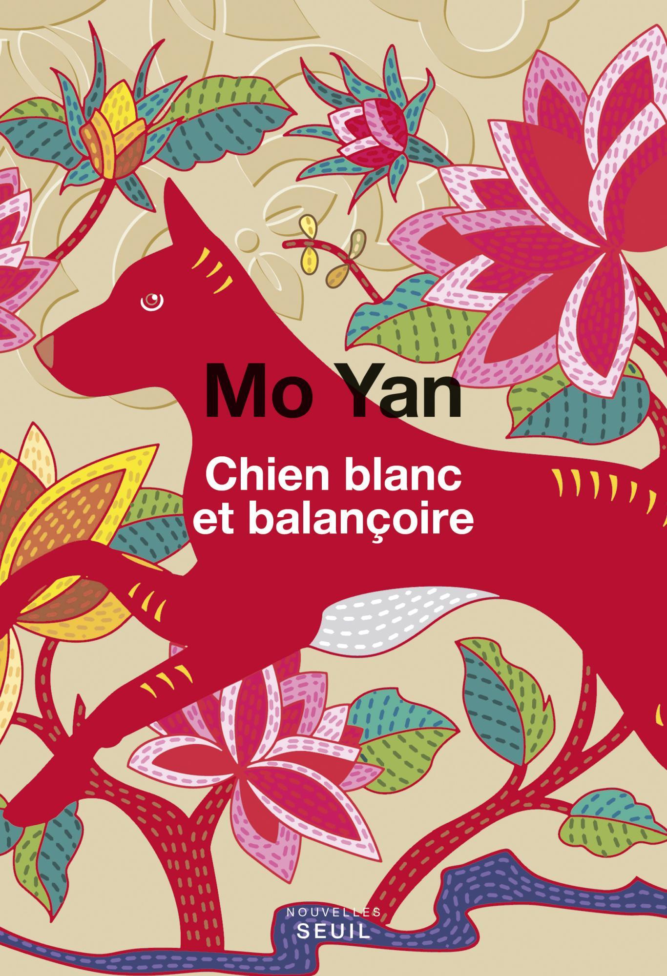 """Résultat de recherche d'images pour """"Chien blanc et balançoire / Mo Yan"""""""