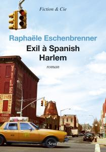 couverture Exil à Spanish Harlem
