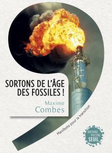 couverture Sortons de l'âge des fossiles !