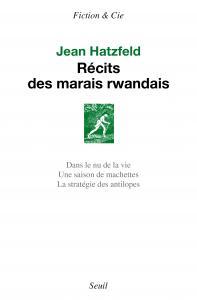 couverture Récits des marais rwandais