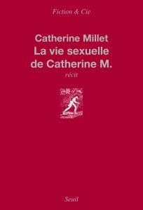 couverture La Vie sexuelle de Catherine M.