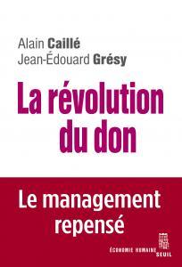 Couverture de l'ouvrage La Révolution du don