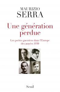 couverture Une génération perdue