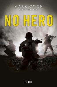 Couverture de l'ouvrage No Hero