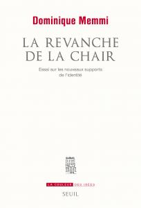 couverture La Revanche de la chair