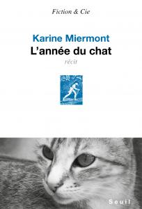 couverture L'Année du chat