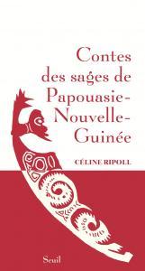 couverture Contes des sages de Papouasie-Nouvelle-G...
