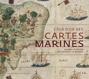 couverture L'Âge d'or des cartes marines