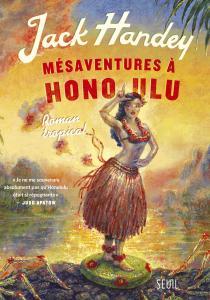 couverture Mésaventures à Honolulu
