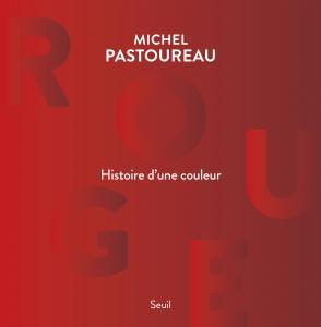 couverture Rouge, Histoire d'une couleur