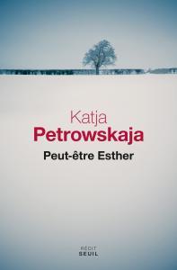 Couverture de l'ouvrage Peut-être Esther