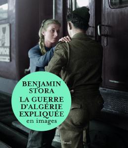 couverture La Guerre d'Algérie expliquée en images