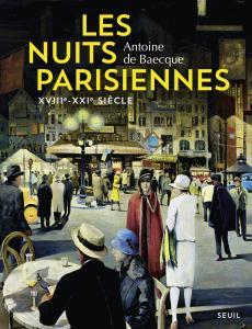 couverture Les Nuits parisiennes