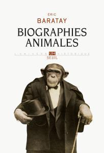 Couverture de l'ouvrage Biographies animales