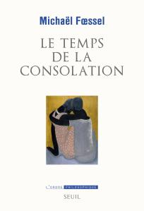 couverture Le Temps de la consolation