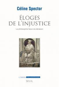 couverture éloges de l'injustice